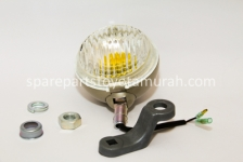 Fog Lamp Original Hardtop BJ40