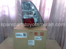 Stop Lamp Assy Original New Rush
