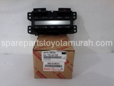 Panel Control Ac Original Fortuner