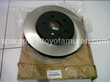 Piringan Disc Depan Original Harrier