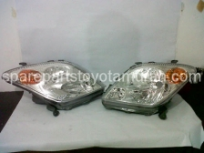 Head Lamp Original Ist