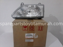 Head Lamp Unit Lh Original Soluna