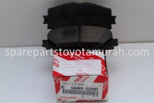 Brake Pad Depan Original Yaris, Vios,
