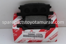 Brake Pad Belakang Original Harrier.