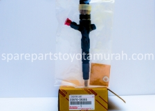 Injector Assy Original Fortuner, Hilux, Land Cruiser Prado.