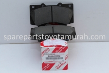 Brake Pad Depan Original Land Cruiser Cygnus