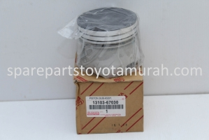 Seher / Piston Original Land Cruiser Prado.