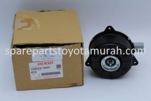 Motor Fan Radiator Denso Vios, Yaris.