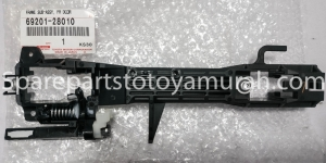 Frame Handle Pintu Depan RH Original Harrier
