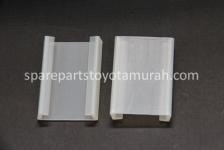 Plastik protector pelindung engsel pintu bawah belakang Hardtop