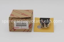 Amper Fuel / Bensin Original Hardtop FJ40/BJ40