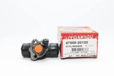 Wheel Cylinder Belakang Sanyco Corolla Twincam, Starlet, Great, All new