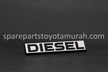 Emblem Original Diesel Hardtop BJ40