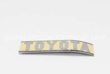 Emblem Toyota Belakang Original Hardtop FJ40/BJ40