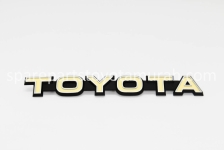 Emblem Toyota Depan Original Hardtop FJ40/BJ40