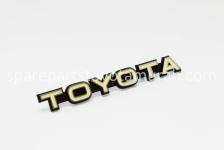 Emblem Toyota Depan Original  Hardtop FJ40