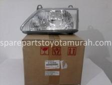 Head Lamp Unit Lh Original Soluna