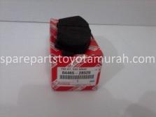 Brake Pad Depan Original New Alphard, Vell Fire