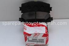 Brake Pad Depan Original Yaris, Vios,