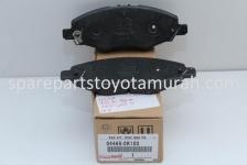 Brake Pad/Kampas Rem Depan Original Innova Bensin/Diesel.