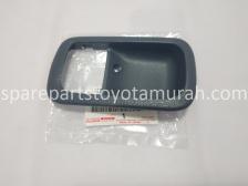 Bezel Cover Handle Dalam Kiri Original Landcruiser VX80
