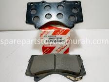 Kampas Rem Depan Original, Lexus LX570 Prado VDJ100