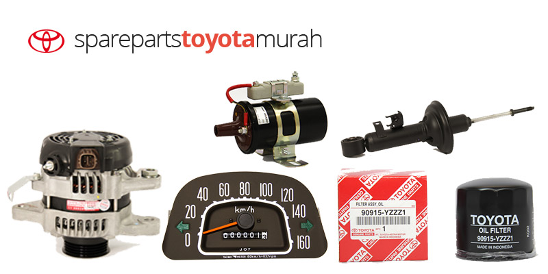 Spare Parts Toyota Murah Sparepart Toyota Online Terlengkap